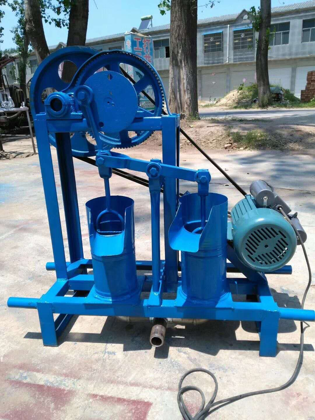 Well Drilling Equipment Well Drilling Machinery Water Supply Air Conditioning Water Pump Well Drilling Machine 1500W