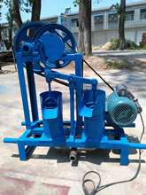 цена на Well drilling equipment well drilling machinery water supply air conditioning water pump well drilling machine 1500W