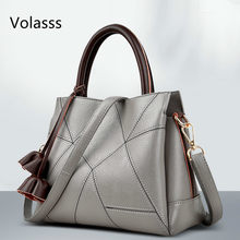 Leather Ladies Bags Women Handbag Shoulder Bag High Quality Designer Luxury Brand Crossbody Bags For Bolsa Feminina Sac A Main