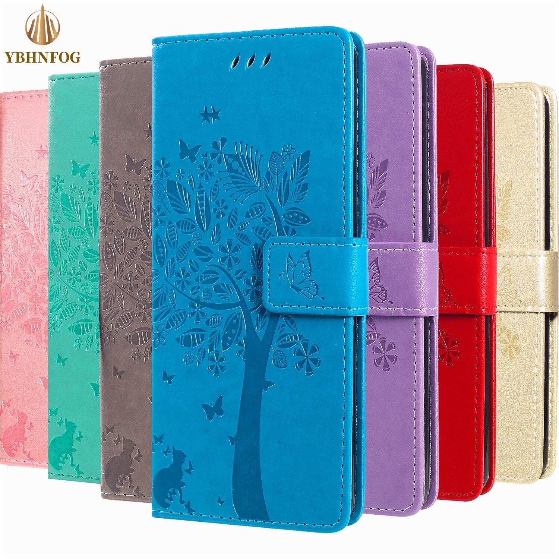 Leder Flip Fall Für Huawei Honor7A 7C 8C 8X 4A 4X 6A 6X 7I 9 V10 V20 Lite Nova 3i luxus Coque Brieftasche Handy Taschen Abdeckung Fundas