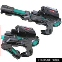 600ft Laser Tag,Outdoor/Indoor Toy Gun,Professional Battle Gun, Lazer Combat System,Editable Tagger&Game Configurations Pistol