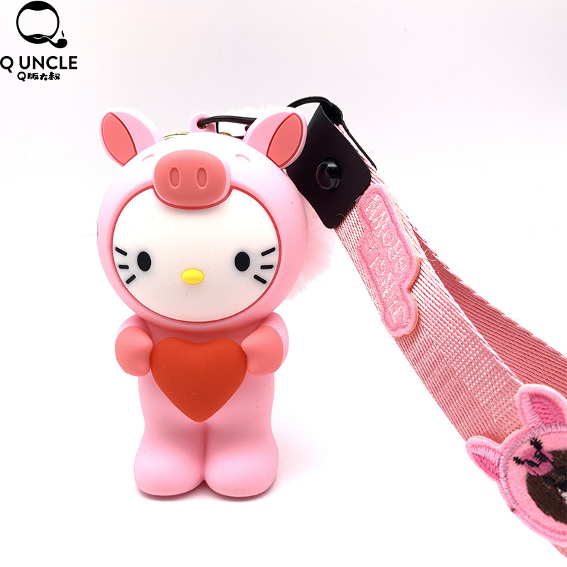 Mobile Phone Strap Phone Wrist Strap Cord For Keys ID Card S For USB Badge Holder Hang Mobile Rope Cartoon Cute Cartoon Lanyard in Mobile Phone Straps from Cellphones Telecommunications