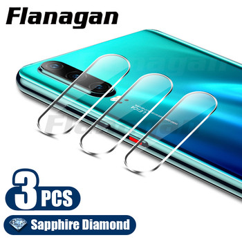 3PCS Camera Lens Tempered Glass For Huawei P30 P20 Lite Pro P Smart 2019 Protective Screen Protector For Honor 10 20 Lite 8X 9X