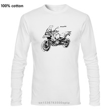 2018 mode R 1150Gs T Shirt Mit Grafik R 1150 Gs Motorcycyle Rally R1150Gs Motorrad Fahrer T Hemd 020187