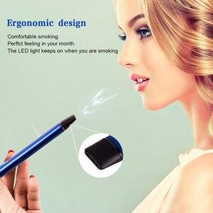 Image 5 - Kamry X pod vape mod system kit LED power indicating vape pen vaporizer E cigarette 0.8ml pod cartridges vs w01 wo1 pod