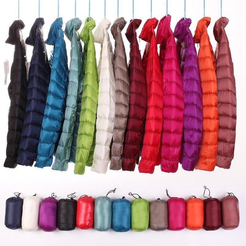 new 2019 Autumn Winter Women   Basic     Jacket   Coat Female Slim Hooded Brand Cotton Coats Casual Black   Jackets   Warm Light Parkas -85