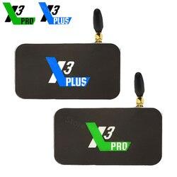 X3 Plus X3 PRO X3 CUBE Android 9.0 Smart Tv Box Amlogic S905X3 4GB DDR4 32GB 64GB 2.4G 5G Wifi 1000M Bluetooth 4K Media Player