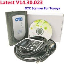 Лучший OTC-сканер GTS TIS3 для Toyoya IT3, новейшая версия V16.00.017 Global Techstream GTS для Toyota OTC, обновленная версия