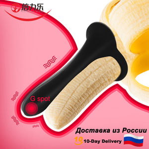 Couple G-Spot Vibrator With Cockring Penis Erection Long Lasting Vagina Clitoris Stimulate Nipples Massager Orgasm Adult Sex Toy(China)