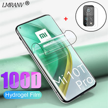 Película de hidrogel protector pantalla para Mi10T Lite Xiaomi Mi 11 lite cristal templado suave Mi11 Ultra Mi9 SE Mi 9 T Screen Protector Pantalla Mi 10 T Pro cristal suave para cámara Mi 10T Pro Xiaomi 11 Lite