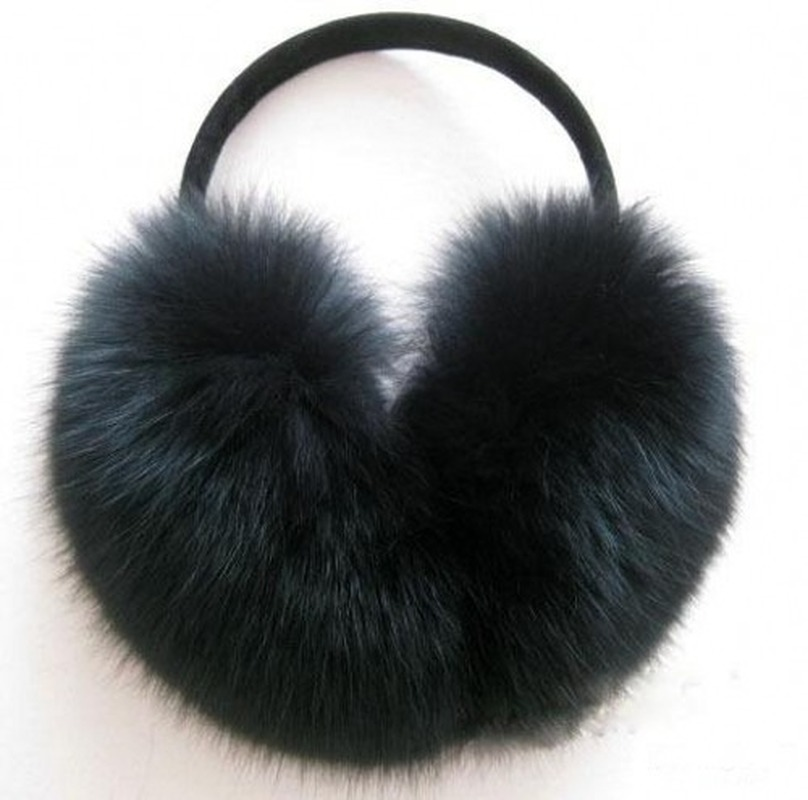 Ear Muffs Winter Warm Ladies Earmuffs Cute Plush Solid Color After Wearing Earmuffs Winter Accessories For Women -85