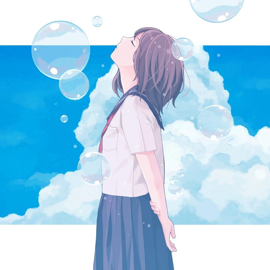 【学生制服】日本画师456画作,简约却不简单的女子高中生_图片 No.3