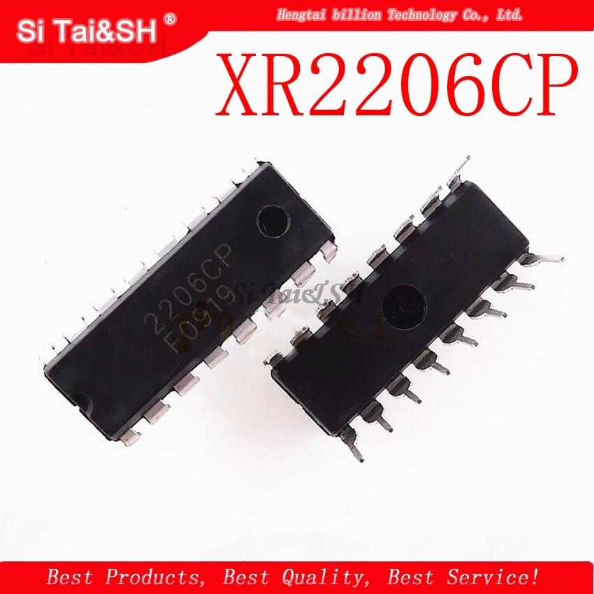 1pcs/lot XR2206CP DIP16 XR2206 DIP 2206CP