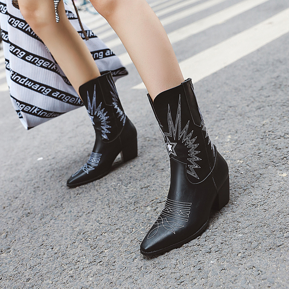 Winter Shoes|Mid-Calf Boots| - AliExpress