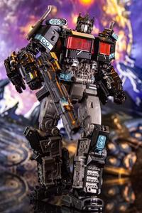 Image 3 - Transformation AOYI BMB black Scourge SS38 Hound figure toy
