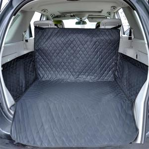 Image 5 - Waterproof Canvas Pet Dog Pad Cover SUV Car Trunk Mat Seat Cover Cushion for Puppy Cats Accessories Dustproof Cover