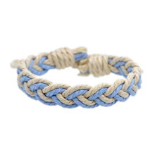Handmade Braided Bracelets Cotton Linen Rope String Weave Brazil Ethnic Boho Bangle Wristband For Women Men Jewelry