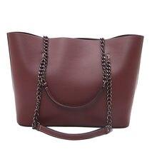 Женские сумки из искусственной кожи на плечо дизайнерская женская