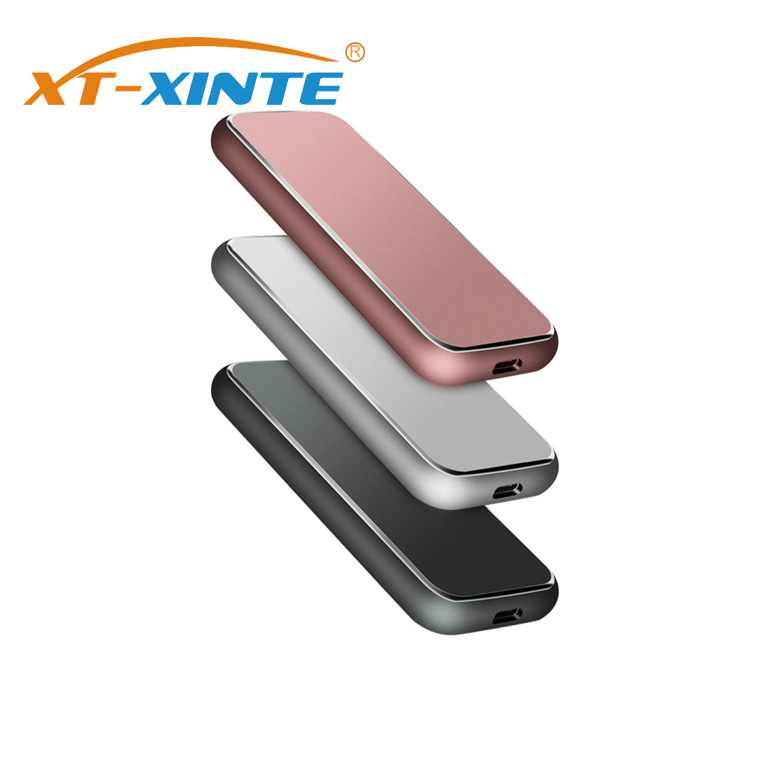 XT-XINTE NGFF M.2 SATA SSD To USB3.1 10Gbps Hard Disk Box Adapter Card External Drive Enclosure For Type-C 2230 2242 2260 2280