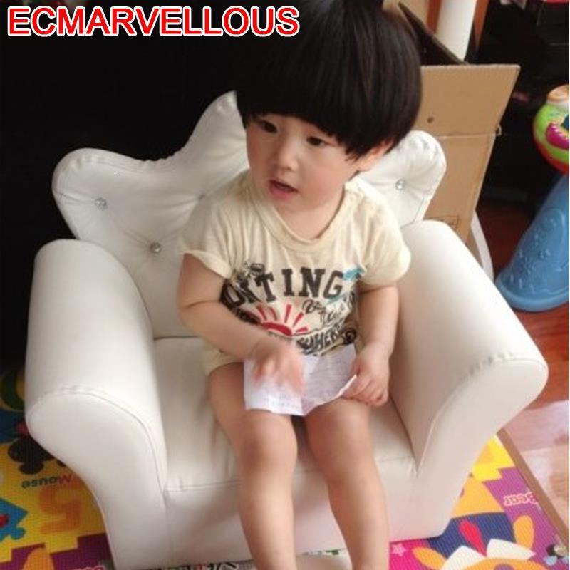 Cameretta Bambini Divan Lazy Bag Kids Chair Pufy Do Siedzenia Children Dormitorio Infantil Chambre Enfant Baby Children's Sofa