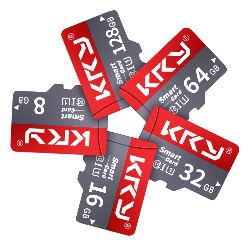 KRY Extreme Pro 128GB 64GB 32GB 16GB 8GB Micro SDMemory tarjeta micro SD TF Tarjeta de tarjeta de 10 MB/S Class10 con Adaptador SD de envío gratis
