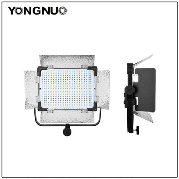 YONGNUO YN6000 Photography 600 LED Video Light Color Temperature 5500K with Softbox for Studio Interview Action Static Shooting