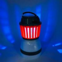 Tragbare Outdoor Wireless Wasserdichte Wiederaufladbare Moskito Tötung Lampe Hause Notfall Moskito Tötung Lampe Camping Licht Licht-in Outdoor-Landschaftsbeleuchtung aus Licht & Beleuchtung bei