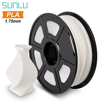 SUNLU 1.75 PLA 3D Filament For 3D Printer 1kg with spool Plastic PLA 3D Printing Materials Low Shrinkage image