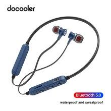 XY-W01 cuffie senza fili In-ear auricolari Stereo per musica cuffie sportive Bluetooth 5.0 auricolari impermeabili e resistenti al sudore con microfono