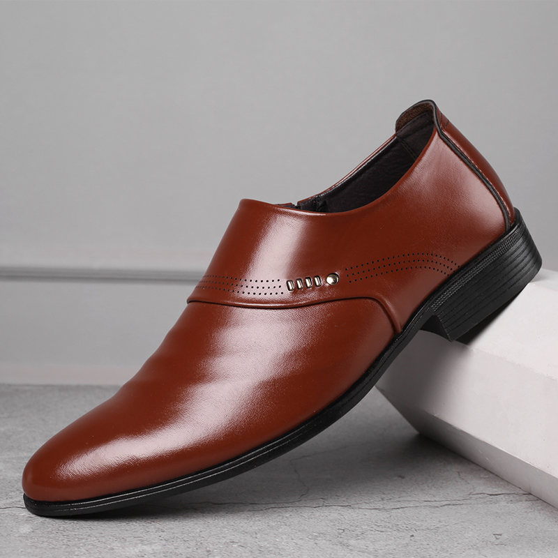 Oxfords Business and Wedding Leather Shoe 9