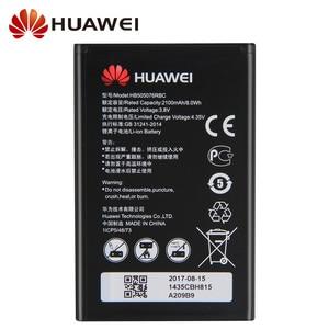 Image 2 - Originele Vervangende Telefoon Batterij Voor Huawei A199 G606 G610 G610S G700 G710 G716 C8815 Y600D U00 Y610 Y3ii HB505076RBC 2100Mah