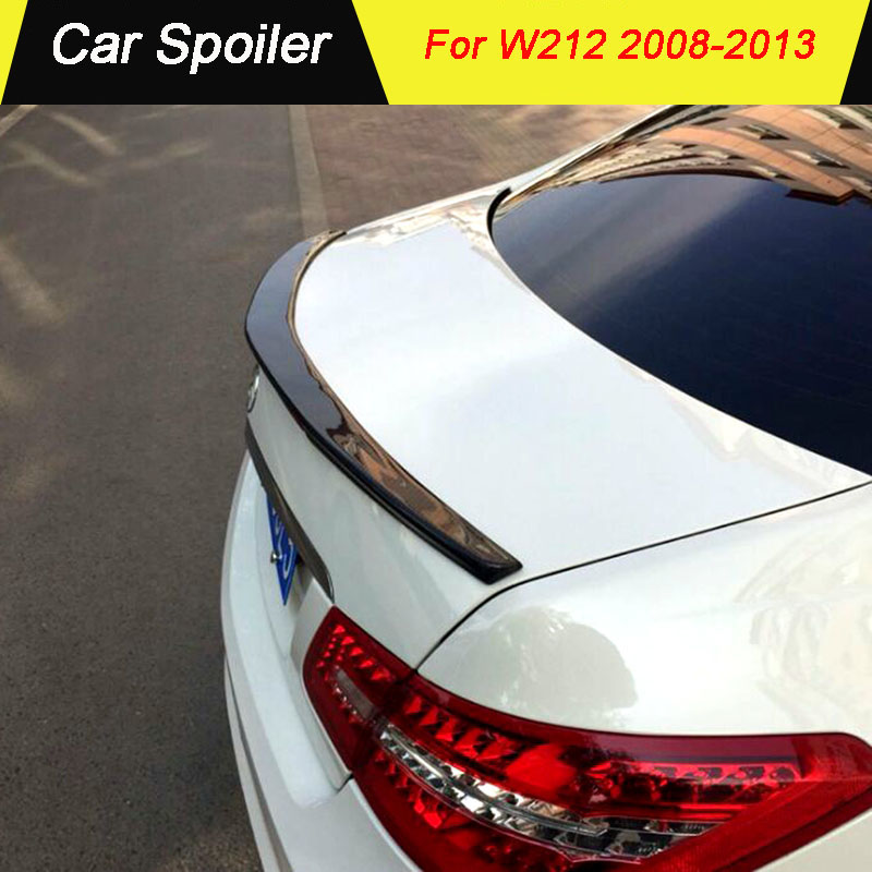 Para Mercedes Clase E W212 2009-2016 Cromo viento desviadores conjunto 4 Piezas