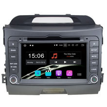 "7 ""Android 9,0 Octa Core 4GB RAM 64GB ROM 2din coche DVD GPS Radio estéreo reproductor para Kia Sportage 2010, 2011, 2012, 2013, 2014, 2015(China)"