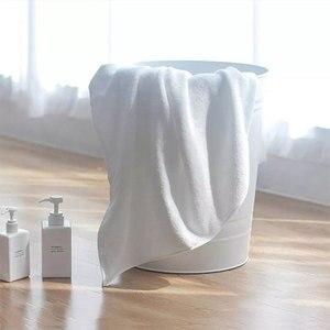 Image 5 - Für Erwachsene Baumwolle Große Handtuch Weichen Strand Sport Reise Zubehör Waschlappen Wasser Absorption Waschlappen