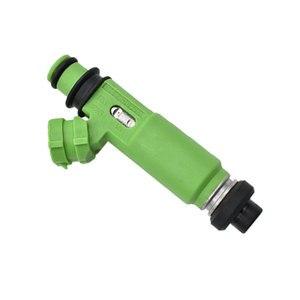 Image 2 - 6pcs/lot 100% new Fuel Injectors OEM 195500 3170 1955003170 MD332733 for Mitsubishi Montero Sport 3.0L 6G72 1998 2003
