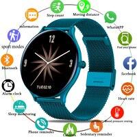 En este momento nuevo Smart watch de reloj de presión arterial IP67 impermeable deportes reloj deportivo rastreador para Ios Android Smart watch