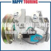 DKV14C ac kompressor Für hyudnai R225-7 Bagger 11N6-90040 11N8-92040 506021-6413 506021-7082 A5000-674-001