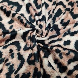 Image 5 - NewAsia Vườn Dài Mùa Hè Da Báo Phụ Nữ Vintage In Hình Động Vật Đảng Đầm Maxi Váy Đầm Thanh Lịch Biển NhanhMua 2020