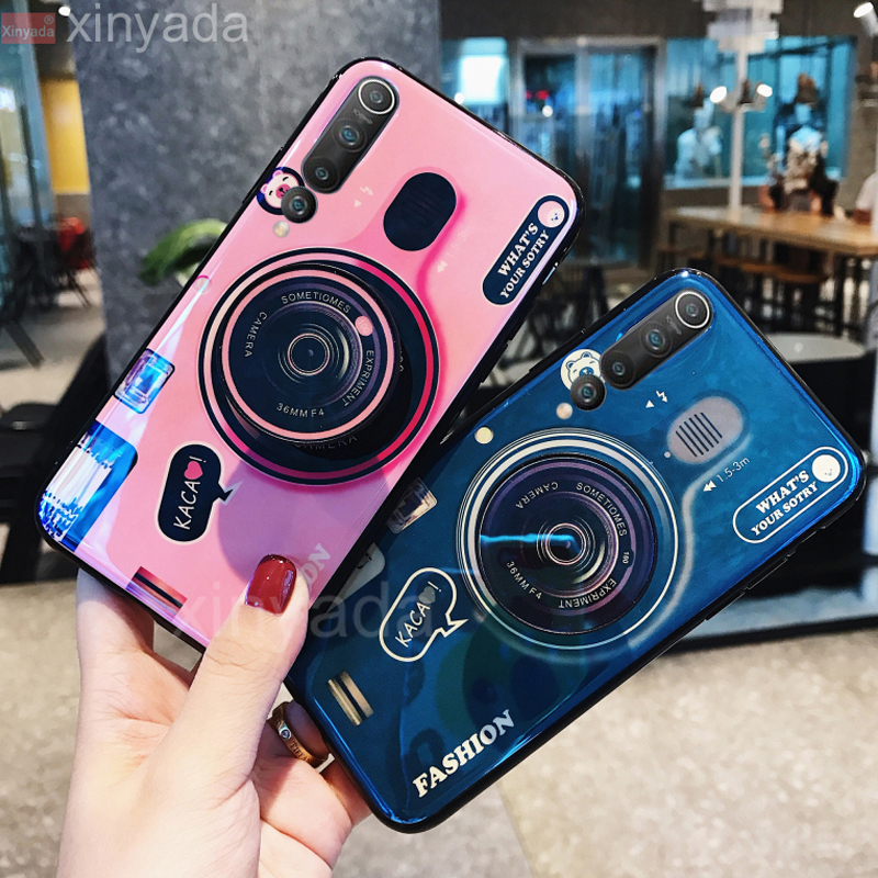 Camera Case For Xiaomi Mi 10 Pro 5G Mi10 Case Back Cover Luxury Soft Bumper Silicone TPU Armor Shell Coque