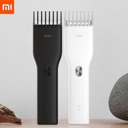 Xiaomi Enchen Boost USB elektryczna maszynka do strzyżenia włosów dwie prędkości ceramiczne nożyce do włosów szybkie ładowanie trymer do włosów dla dzieci w Inteligentny pilot zdalnego sterowania od Elektronika użytkowa na