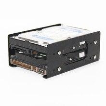 3.5 HDD الألومنيوم قرص صلب قوس لتقوم بها بنفسك قرص صلب صندوق قرص صلب التوسع
