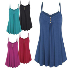 Spring and summer new style Sexy vest halter top European and American explosions solid color V-neck sling dress цена и фото