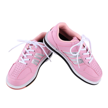 Bowling-Shoes Sneakers-Size High-Quality Women Breathable Professional with Skidproof-Sole