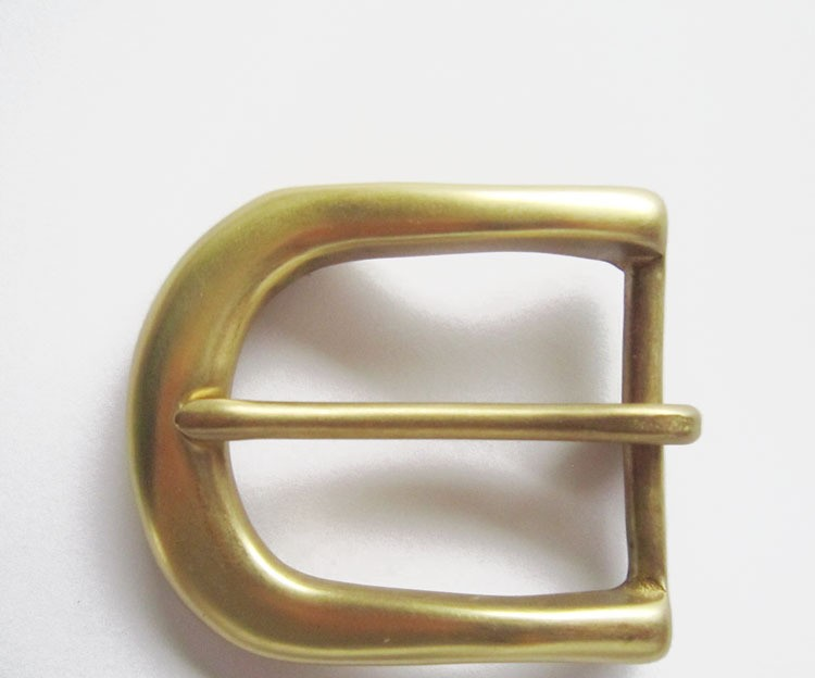 Belt Product Clasp, 100% Pure Copper Needle Diameter Of 40 Mm, D Needle Buckle Buckle, Belt Width: 38-40 Mm