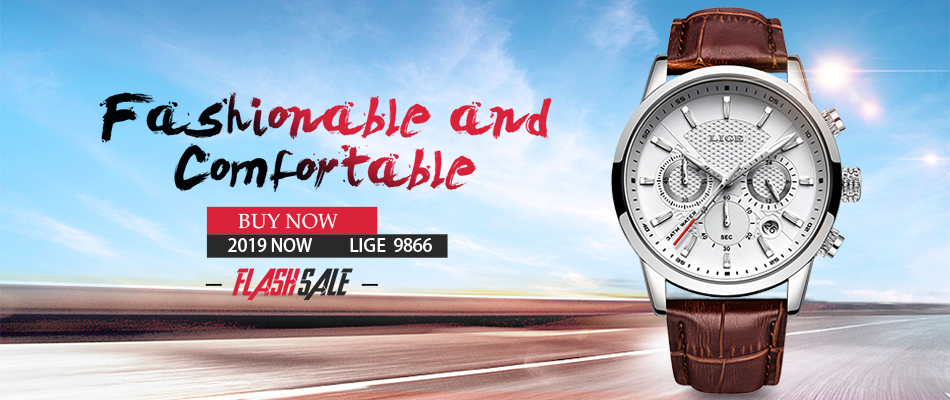 Ha87b4294d328435f8ee9a73482fbc9f91 LIGE 2020 New Watch Men Fashion Sport Quartz Clock Mens Watches Brand Luxury Leather Business Waterproof Watch Relogio Masculino