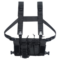 Hunting Tactical Armor Plate Carrier Vest Accessories Body Ammo Magazine Chest Rig Airsoft Paintball Gear Loading Bag