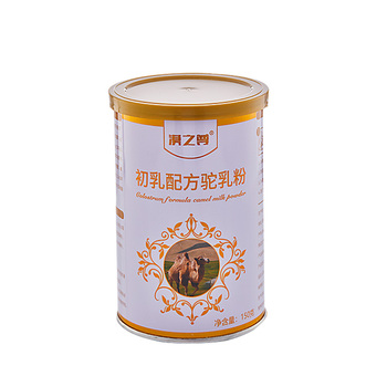 Colostrum camel milk powder Xinjiang Yili sugar-free middle-aged children 150g/canned Calcium supplement beauty