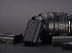 Image 2 - LP E6 LP E6 LPE6 Batteria A CRISTALLI LIQUIDI del USB Doppio del Caricatore Per La Macchina Fotografica Canon EOS 5D Mark II 2 III 3 6D 7D 60D 60Da 70D 80D DSLR EOS 5DS lp e6
