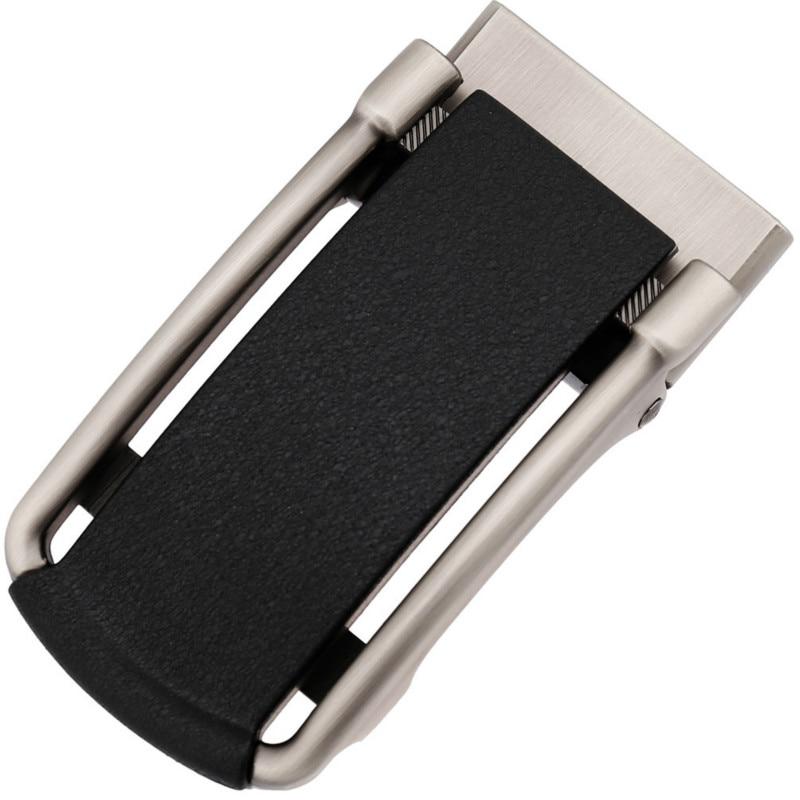 Men's Business No Tooth Buckle,Men Belt Buckles 3.5cm Ratchet Men Apparel Accessories Designer Belt No Tooth Buckle LY136-21805