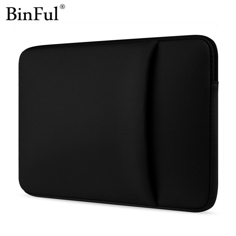 Laptop Bag Case For Macbook Air Pro 11 13 14 15 15.6 Xiaomi Asus Dell HP Notebook Sleeve New 13.3 Inch A1706 A1708 A1932 A1989